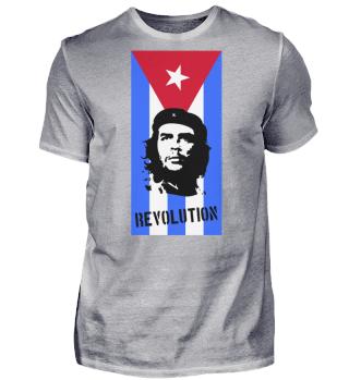 Cuba - Ché Guevara - Fidel Castro