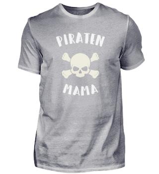 Piraten Kostüm Verkleidung Fasching Mama