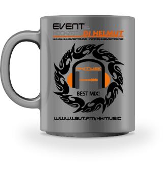 Guten Morgen Tasse von Event DJ Helmut