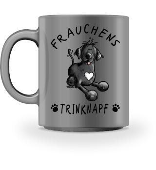 Frauchens Trinknapf Labrador Retriever