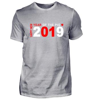 Jahr des Schweins 2019 Horoskop