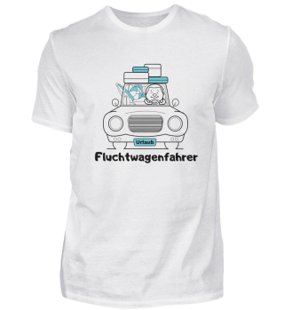 Fluchtwagenfahrer - Herren