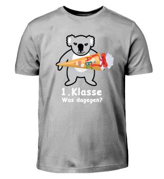 1. Klasse Was dagegen?| Koala