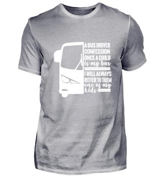 A Bus Driver Confession