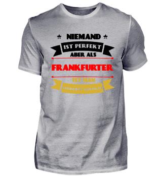 Perfekter Frankfurter - Frankfurt Deutschland DE deutsch