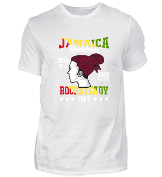 Reggae Jamaica Rocksteady - gift