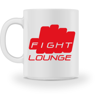 Fight Lounge-Tasse
