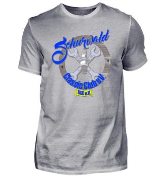 SCC Shirt Logo Groß