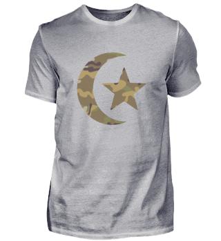 Islam symbol Camouflage Gift