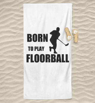 Floorball Towel