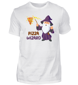 Pizza wizard!