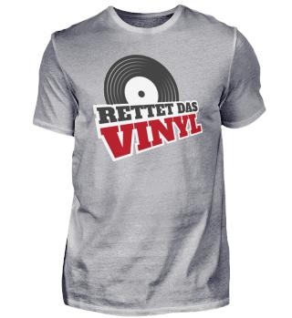 Rettet das Vinyl