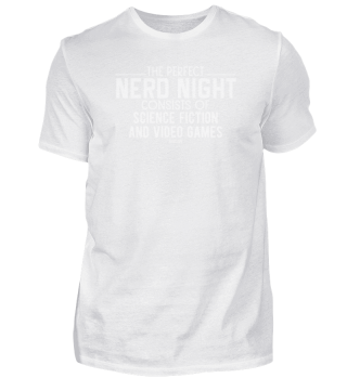 Nerd geek gamer funny saying gift