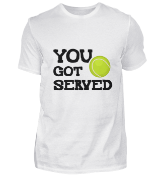 Tennis You have serve