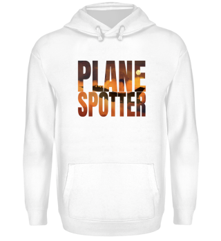 PlaneSpotter Aircraft Spotter Gift
