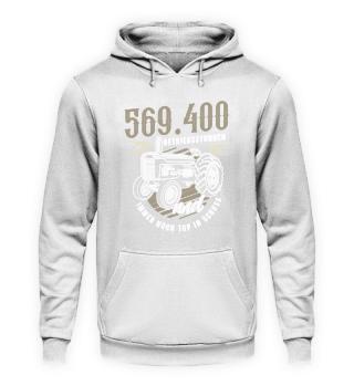 Landwirt · Traktor · 569.400 Stunden