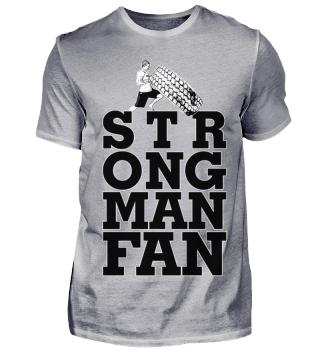 Strongman Fan - Exercising Wheel Flip 1