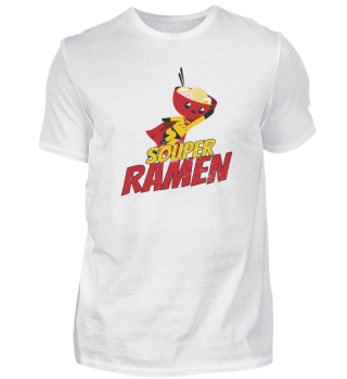 Kawaii Ramen Noodle Soup Shirt