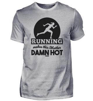 Laufen joggen Mama Muttertag Geschenk