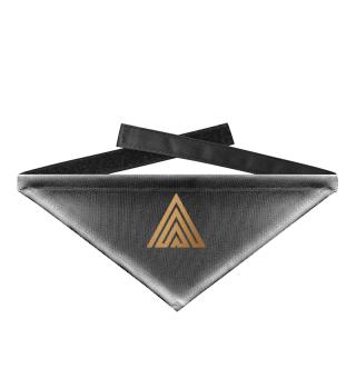 Aurum Hundehalstuch mit Logo
