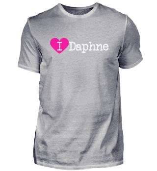 I Heart Daphne | Love Daphne