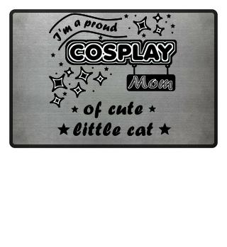 Cosplay Mom Cute Cat Kitty Anime Manga