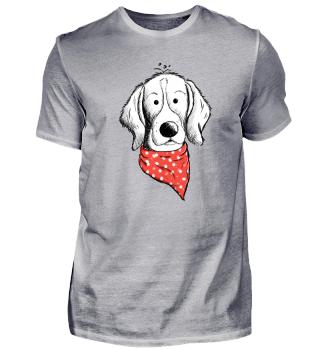 Lustiger Beagle I Hund I Comic I Hunde