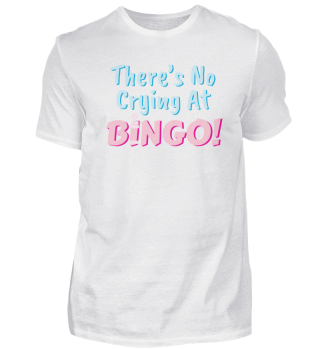 There´s NO Crying At Bingo! Gambling