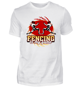 Fencing Fencer Swordplay Sports Gift