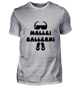 MALLE! BALLERN! (b)