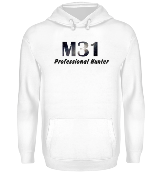 Hoodie - Professional M31 Galaxy Hunter