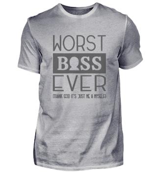 Worst Boss Ever
