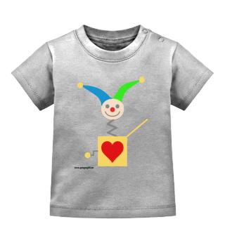 Springteufel - Happy Baby - 2x Druck