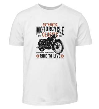 Motorcycle Classic - Kinder