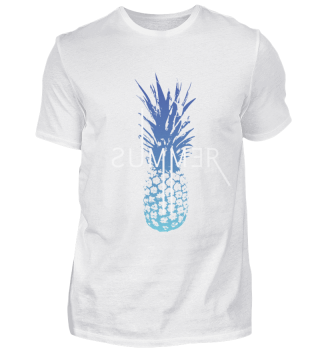 Ananas Sommer Shirt
