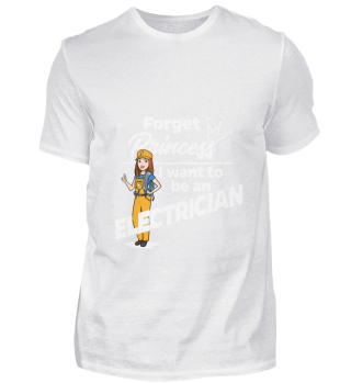 D001-0233A Female Electrician Elektriker