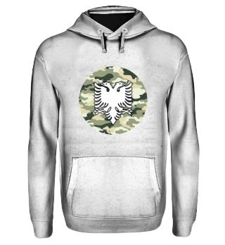 Flamujt e Camouflage Shqiptare Modeli 3