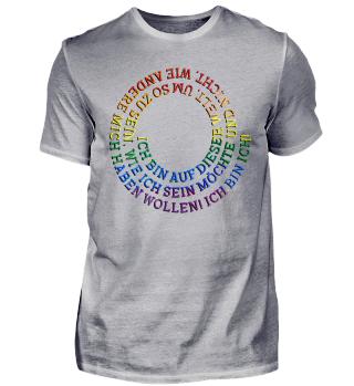 LGBT Statement - ICH BIN ICH