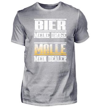 BIER Droge Malle Dealer Party Geschenk