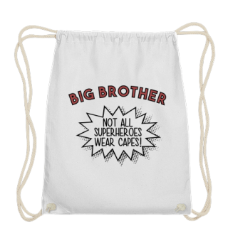 Superhero Capes Big Brother