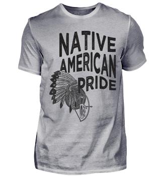 ★ Native American Pride Headdress Bow 1a