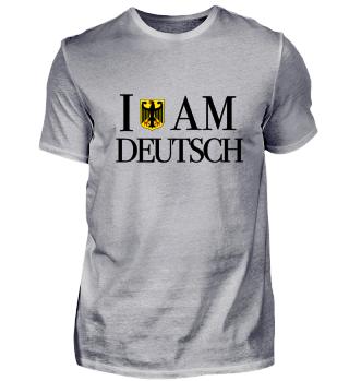I A DEUTSCH