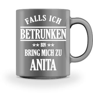 Falls ich betrunken bin Anita