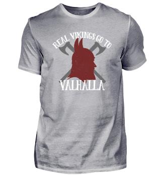 Wikinger Valhalla Geschenk Nordisch