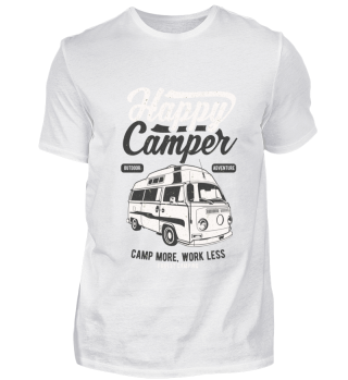 ☛ HAPPY CAMPER #1.1