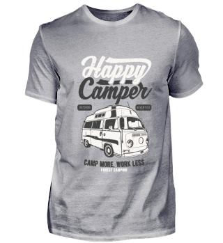 ☛ HAPPY CAMPER #1.1