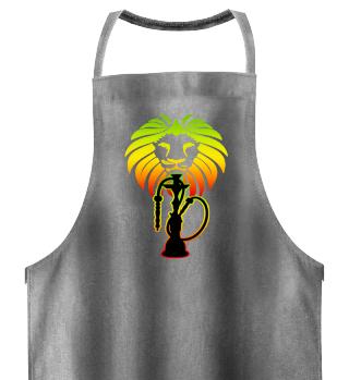 Relaxing Hookah Shisha Rastafari Lion 1