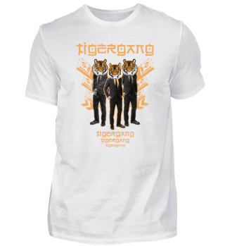 TIGER GANG COOL LIT HIP PUMP T-SHIRT