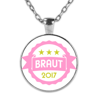 Halskette Hochzeit - Braut 2017