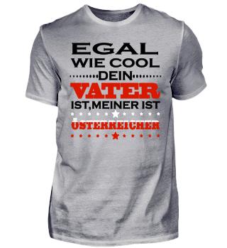 Egal wie cool vater land Österreich